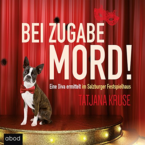 Bei Zugabe Mord! audiobook cover art