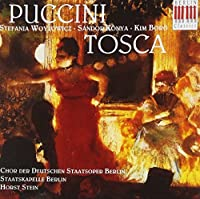 Tosca by Puccini (2008-11-03)