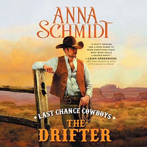 Last Chance Cowboys audiobook cover art