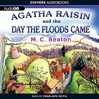 Agatha Raisin and the Day the Floods Came cover art