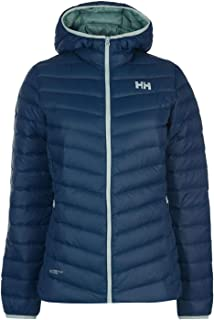 Helly Hansen Verglas Hooded Down Jacket Womens Coats Outerwear