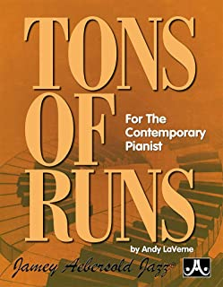 Tons of Runs: For the Contemporary Pianist