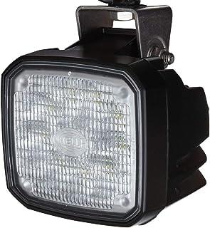 HELLA 1GA 995 506 011 LED Arbeitsscheinwerfer   Ultra Beam   12/24V   2000lm   Anbau   hängend   Nahfeldausleuchtung   Stecker: DEUTSCH Stecker