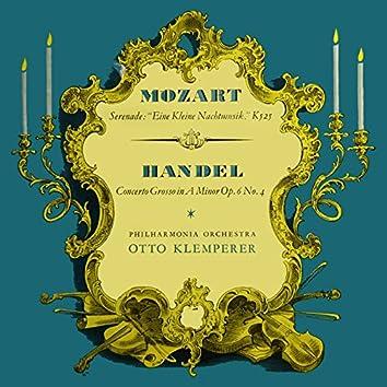 Mozart: Eine Kleine Nachtmusik / Handel: Concerto Grosso, Op. 6/4