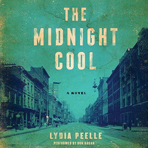 The Midnight Cool audiobook cover art