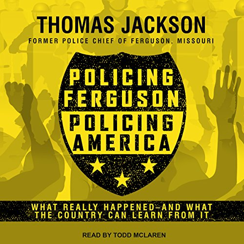Policing Ferguson, Policing America cover art