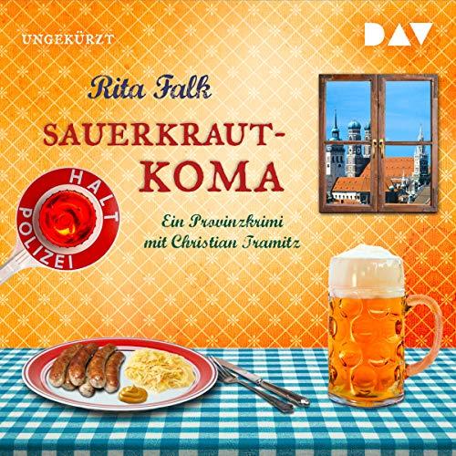 Sauerkrautkoma. Das Filmhörspiel audiobook cover art