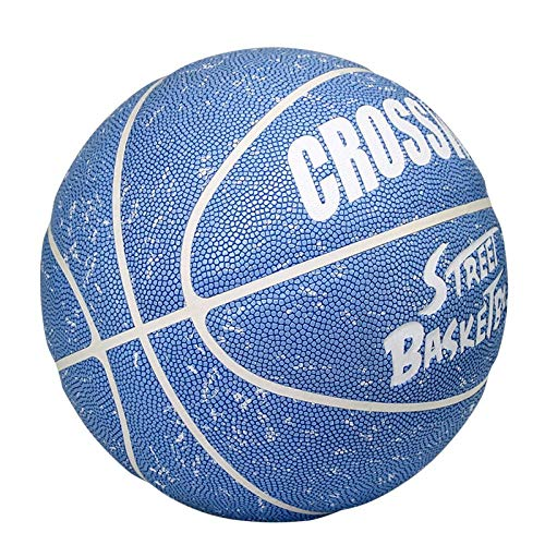 Read About SSLLPPAA Non-Slip Wear-Resistant Women's Pink Blue Ball Women's Youth Training Basketball...