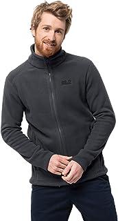 Jack Wolfskin Midnight Moon Men's Recycled Fleece JKT Regular-System-Zip