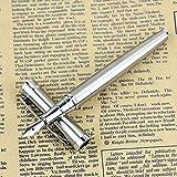 Pluma Estilográfica con estuche, 13,5 cm, Pluma de Metal Boligrafo Lápiz elegante,Buen R...