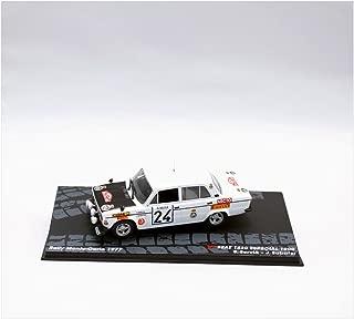 Coches Rally IXO 1:43 1/43 SEAT 1430 1800 GR 4 1977 Servia-Sabater RAL102
