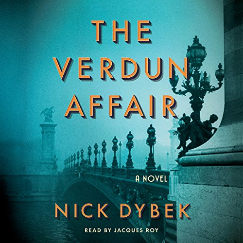 The Verdun Affair audiobook cover art
