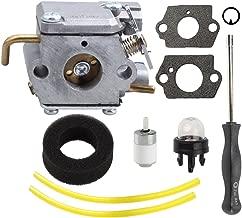Harbot WT-827 753-0433 Carburetor with Air Filter Adjustment Tool for Bolens BL100 BL150 BL250 Trimmer BL410 Tiller Ryobi 700r 410r 705r 720r 725r Weedeater