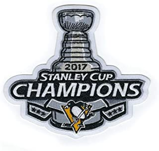 National Emblem Pittsburgh Penguins 2017 Stanley Cup Champions Patch