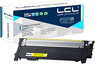 LCL Compatible Toner Cartridge Replacement for Samsung CLT-Y404S CLT-404S SL-C430 SL-C430W SL-C480 SL-C480W SL-C480FW SC-C482 SL-C482W SL-C432W SL-C433 SL-C433W SL-C483W (1-Pack Yellow)