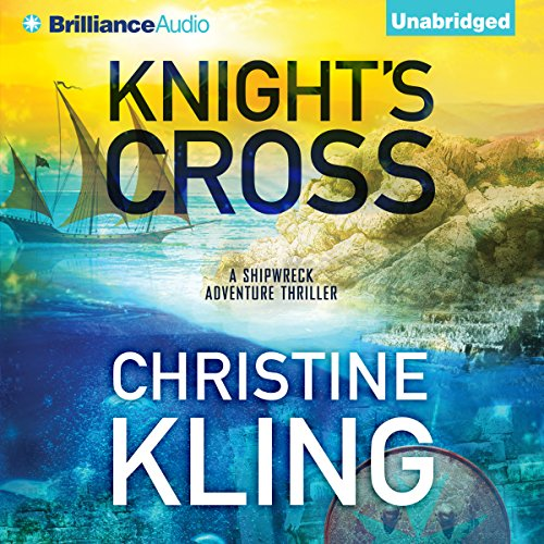 Knight's Cross audiobook cover art