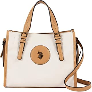 U.S. Polo Assn. Women's Hickory Top Handle Bag