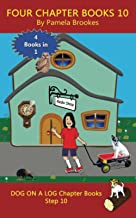 Sponsored Ad - Four Chapter Books 10: Sound-Out Phonics Books Help Developing Readers, including Students with Dyslexia, L...