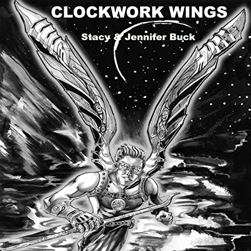 Clockwork Wings: The Chronicles of Icarus audiobook cover art