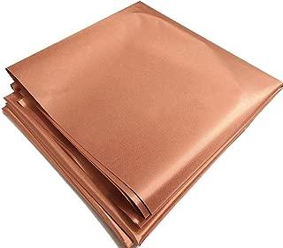 Tela de cobre con bloqueo RFID/RF-Reduce EMF/EMI tela