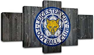 leicester city football posters