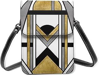 Up And Away - Bolso bandolera para mujer, diseño de hombre espacial