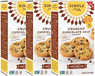 dairy free chocolate chips nutrition