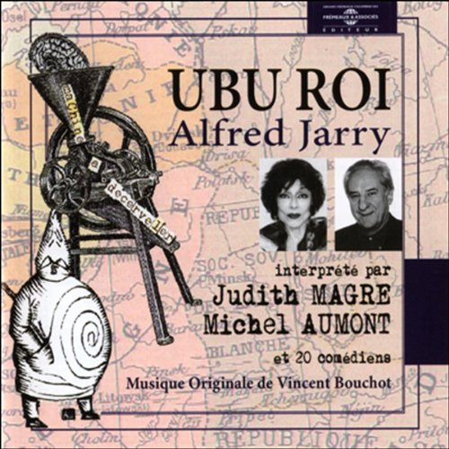 Ubu Roi  audiobook cover art