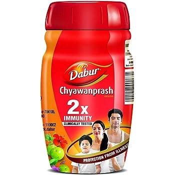 Dabur Chyawanprash: 2X Immunity, helps Build Strength and Stamina-250g