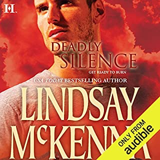 Deadly Silence     Wyoming Series, Book 3              Written by:                                                                                                                                 Lindsay McKenna                               Narrated by:                                                                                                                                 Anthony Haden Salerno                      Length: 9 hrs and 18 mins     Not rated yet     Overall 0.0