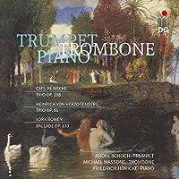 Herzogenberg Reinecke Bowen: Trios for Trumpet by NOUVEL ART TRIO