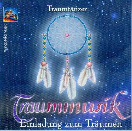 Traumtänzer - Traummusik - Einladung zum Träumen - Merlin`s Magic [AUDIO-CD, Windpferd-Music, Schneelöwe, CD 41200]