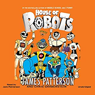House of Robots cover art