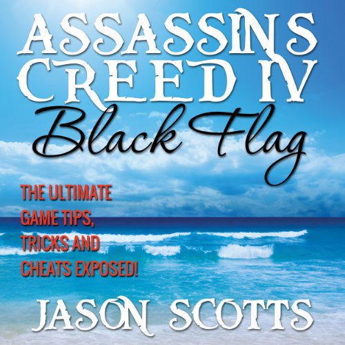 Assassin's Creed IV: Black Flag audiobook cover art