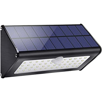 Bianco-lyyt Wireless Luce Solare a LED luce di movimento