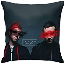 KOTHER Home Pillowcase Soft Pillows Cover Custom-Made 18 X 18 Inch / 45 X 45 cm for Cusual