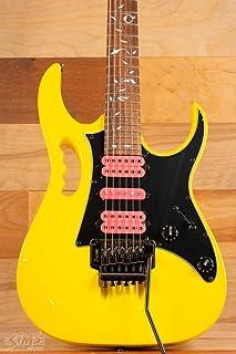 Ibanez JEM JR Steve Vai Signature Yellow