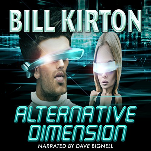Alternative Dimension audiobook cover art
