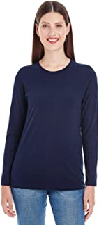 American Apparel Fine Jersey Classic Women's Long Sleeve T-Shirt