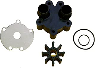 Tungsten Marine Water Pump Kit for Mercruiser Bravo with Housing Similar to 46-807151A14 Without Bolts