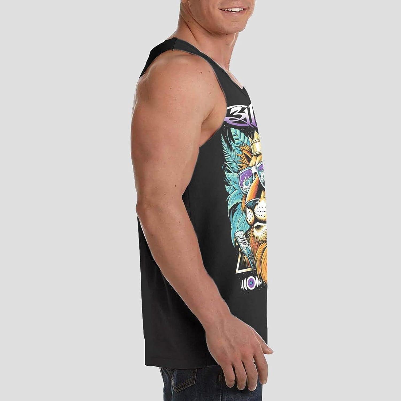 AlexBCody 311 Band Tank Top Man's Summer Cool Sleeveless T Shirt Sport Gym Vest