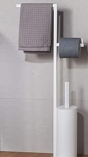 Koh-i-noor Model 2042 113-Module Series Floor Lamp White