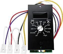 KINTRADE Reemplazo del Controlador de Temperatura de actualización de la Placa del termostato Digital Pellet