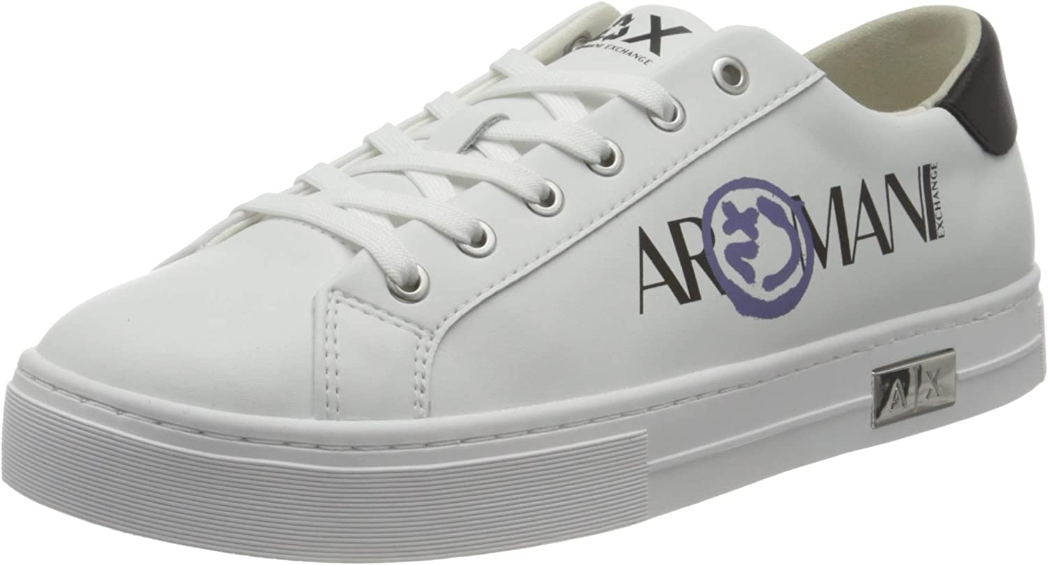 Armani Exchange Women's Lowest price challenge Sneaker Quality inspection