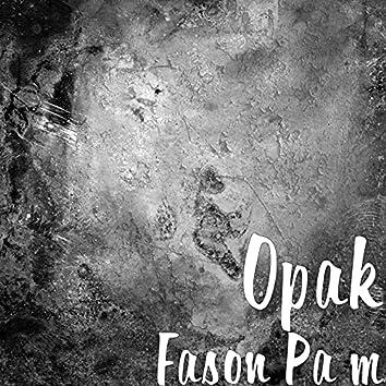 Fason Pa m