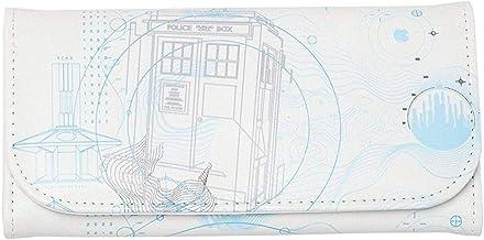 Doctor Who Embossed Women's Wallet: Future TARDIS