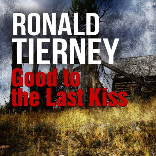 Good to the Last Kiss audiobook cover art