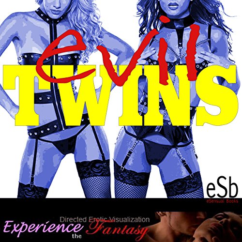 Evil Twins audiobook cover art