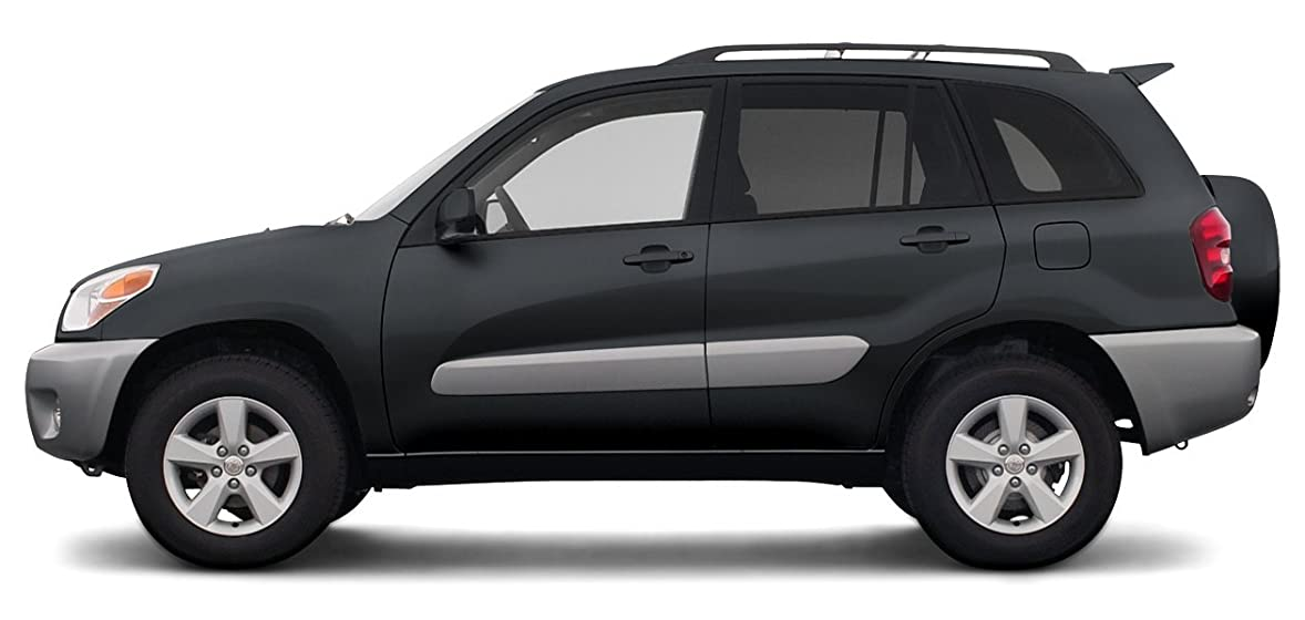 2004 toyota rav4 reviews images and specs vehicles. Black Bedroom Furniture Sets. Home Design Ideas