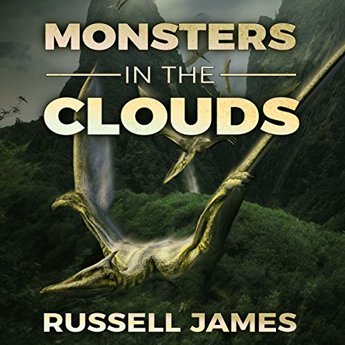 Monsters in the Clouds audiobook cover art